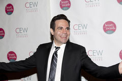 Mario Cantone. NEW YORK, NY - MAY 20: Actor Mario Cantone attends the 2011 Cosmetic Executive Women Beauty Awards at The Waldorf-Astoria Hotel on May 20, 2011 in royalty free stock photography