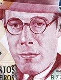 Mario de Andrade Royalty Free Stock Image