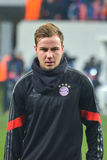 Mario Götze Gracz FC Bayern Mà ¼ nchen Fotografia Stock