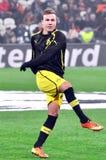 Mario Götze on the field Stock Photos