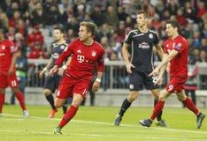 Mario Götze  Bayern Munich Royalty Free Stock Images