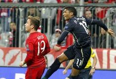 Mario Götze  Bayern Munich Stock Images