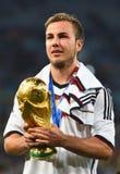Mario Götze  Coupe du monde 2014 Stock Image