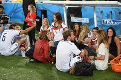 Mario Götze  Coupe du monde 2014 Stock Photography