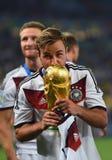 Mario Götze  Coupe du monde 2014 Stock Images