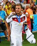 Mario Götze  Coupe du monde 2014 Stock Photos