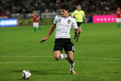 Mario Gomez Royalty Free Stock Photo