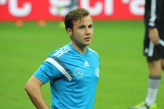Mario Gotze Photo stock