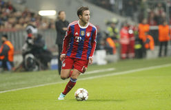 MARIO GOTZE  BAYERN MUNICH Stock Photography