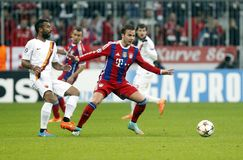 MARIO GOTZE  BAYERN MUNICH Stock Images