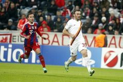MARIO GOTZE  BAYERN MUNICH Stock Photo