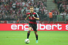 Mario Gotze Royalty Free Stock Images