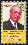 Mario Vargas Llosa Immagini Stock Libere da Diritti