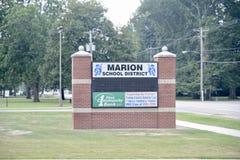 Marion Arkansas School District Stock Afbeeldingen