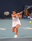 Marion Bartoli (FRA),professional tennis player Stock Images