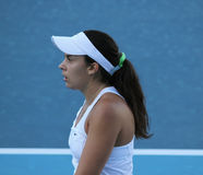 Marion Bartoli (FRA), professionele tennisspeler stock afbeelding