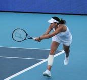 Marion Bartoli (FRA), professionele tennisspeler royalty-vrije stock fotografie