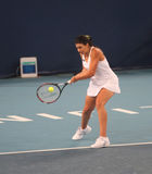Marion Bartoli (FRA), professionele tennisspeler royalty-vrije stock foto's