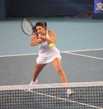 Marion Bartoli (FRA), professionele tennisspeler royalty-vrije stock afbeelding