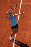 Marion Bartoli (FRA) in Roland Garros 2011 Stock Foto