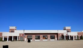 Marion Berry Center, Memphis ocidental, Arkansas fotografia de stock