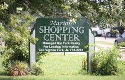 Marion centrum handlowe, Zachodni Memphis, Arkansas Zdjęcia Royalty Free