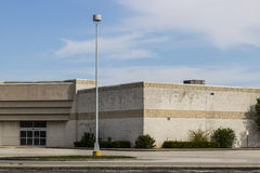 Marion - Circa April 2017: Recently shuttered Sears Retail Mall Location IX Stock Photography
