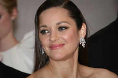 Marion Cotillard. Attends the 'Macbeth' Premiere during the 68th annual Cannes Film Festival on May 23, 2015 in Cannes, France Stock Images