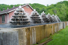 Marion Fish Hatchery - USA Stockfotos