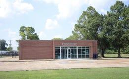 Marion School District Administration Annex, Arkansas von Crittenden County Stockbilder