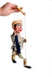Marionet Stock Afbeelding