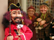 Marionet Lucifer Royalty-vrije Stock Fotografie