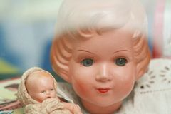Marioneta Fotografía de archivo libre de regalías