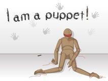 Marioneta Ilustración del Vector
