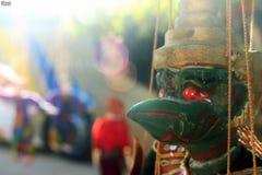 marioneta Foto de archivo