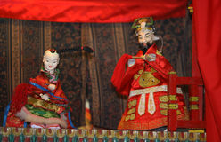 Marioneta china fotos de archivo