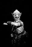 Marioneta de Hanuman Imagen de archivo libre de regalías