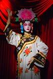 Marioneta de la ópera de Pekín Fotos de archivo libres de regalías
