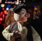Marioneta de la gente - imagen fotografía de archivo