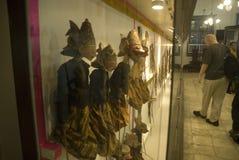 Marioneta de madera Imágenes de archivo libres de regalías