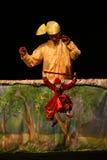 Marioneta de Myanmar Foto de archivo libre de regalías