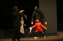 Marioneta de Tailandia Imagenes de archivo