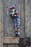Marioneta del comodín Fotografía de archivo libre de regalías