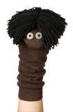Marioneta divertida Imagen de archivo libre de regalías