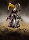 Marioneta surrealista Toy Doll de la porcelana Fotografía de archivo