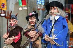 Marionetas Fotografía de archivo libre de regalías