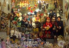 marionetas Fotografía de archivo