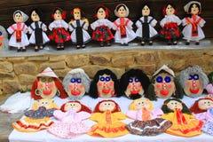 marionetas Imagen de archivo libre de regalías