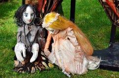 marionetas Fotos de archivo