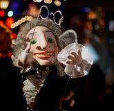 Marionete dos povos - imagem fotos de stock